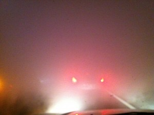 I75 smoke and brake lights