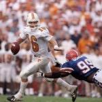 Tennessee Vols QB Peyton Manning