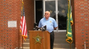 Union County Sheriff Jerry Whitehead