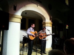 Gabe Valla and Sam Pacetti 1