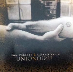 Union CD cover