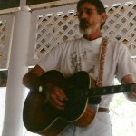 "Dale Crider, who wrote the song, ""Apalachicola Doin' Time"""