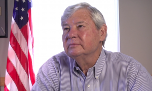 Former Florida Governor and U.S. Senator Bob Graham