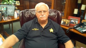 The late Jerry Whitehead who served as Union County Sheriff since 1985.