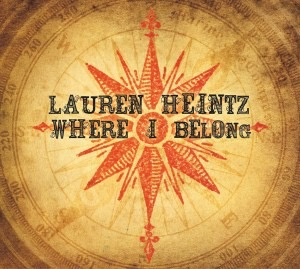 Where I Belong CD Cover