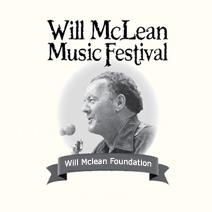 Will McLean Music Festival logo