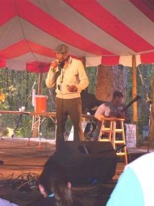 Willie Green 1 2007 FL Folk Fest